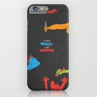 Make Musica Not Guernica iPhone 6 Slim Case