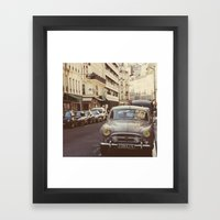 Renault #2 Framed Art Print