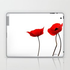 Simply poppies Laptop & iPad Skin