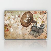 WordMusic Laptop & iPad Skin
