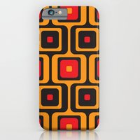 iPhone & iPod Case featuring airport lounge by modernfred