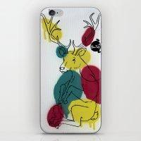 Ciervo Deer iPhone & iPod Skin