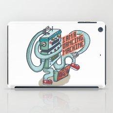 I am a dancing machine iPad Case