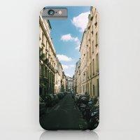 Spring in Paris - Le Marais Street Scene iPhone 6 Slim Case
