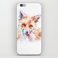 Let me be . . .  Red Fox iPhone & iPod Skin