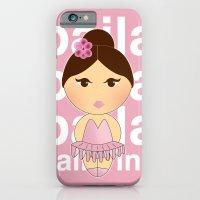 iPhone & iPod Case featuring Baila bailarina by Golosinavisual