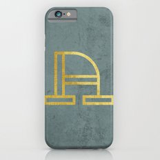 Letter A Day Project - A  iPhone 6 Slim Case