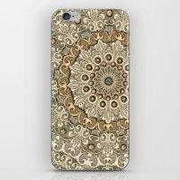 Bohemian Sun iPhone & iPod Skin