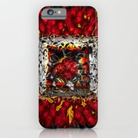 iPhone & iPod Case featuring Bed of Roses by ArtPrints