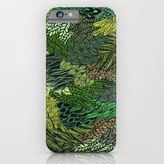 Leaf Cluster Slim Case iPhone 6s