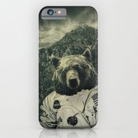 iPhone & iPod Case featuring Bear by Rafal Rola