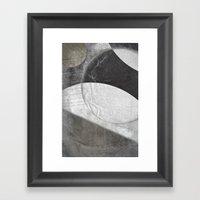 Orbservation 04 Framed Art Print