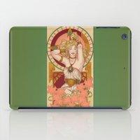 Chronos Nouveau iPad Case