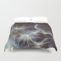 Wake Me A Song Duvet Cover