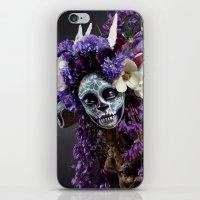 Willow Blossom Muertita Detail iPhone & iPod Skin