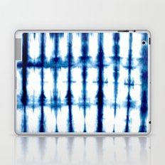 Indigo Dyed Stripe Laptop & iPad Skin