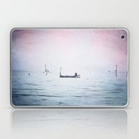 The Lonely Man and The Infinite Sea Color Version Laptop & iPad Skin