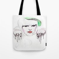 Ugly Kids Tote Bag