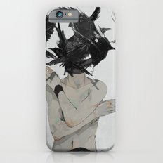 Crows iPhone 6 Slim Case
