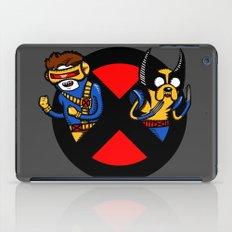 Mutant Time iPad Case