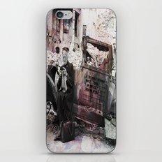 Endlessly creating myself (Berlin 1945) iPhone & iPod Skin