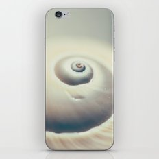 Moon Shell iPhone & iPod Skin