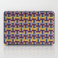 Woven Pixels V iPad Case