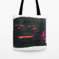 Face #02 Tote Bag