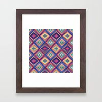 Talish Framed Art Print