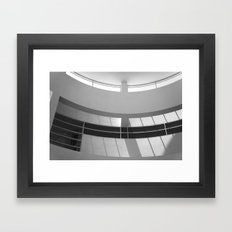 Getty Abstract No.1 Framed Art Print