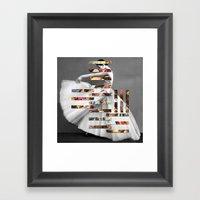 Extremities Framed Art Print