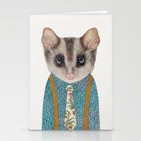 Possum Stationery Cards