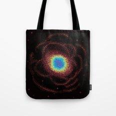 Ring Galaxy (8bit) Tote Bag
