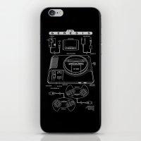 Mega Drive iPhone & iPod Skin