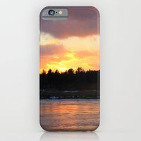 iPhone & iPod Case featuring Fire & Ice by Heather Newkirk Photography