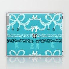 Tiffany Chains Laptop & iPad Skin