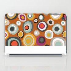 veneto boho spot amber iPad Case