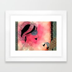 153. Framed Art Print
