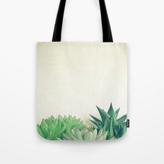Succulent Forest Tote Bag