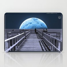 Once In A Blue Moon iPad Case