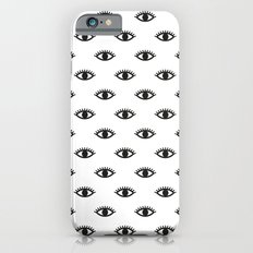 eyes iPhone 6 Slim Case