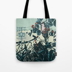 Rowanberries Tote Bag