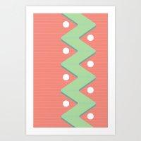 Cwazy. Art Print