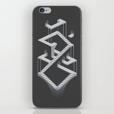 Monument Maze 2 iPhone & iPod Skin