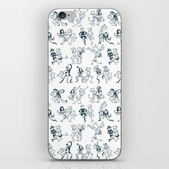Dances with Wolves iPhone & iPod Skin