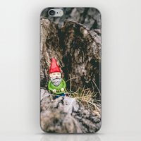 Oli The Gnome In His Sum… iPhone & iPod Skin