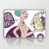 Babes&Monsters  Laptop & iPad Skin