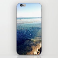 the hook iPhone & iPod Skin
