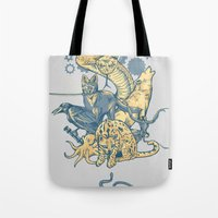 Shadow Moses Tote Bag