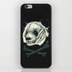 Hardcore Panda! iPhone & iPod Skin